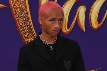 Jaden Smith Seen Flailing In The Air For Upcoming Music Video