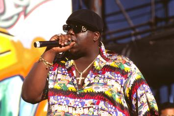 """The Baby From The Notorious B.I.G's """"Ready To Die"""" Album Cover Is All Grown Up Now"""