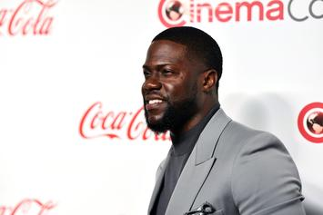 "Kevin Hart Claims Dwayne Johnson Stole His ""The Rock"" Nickname"