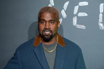 "Kanye West Dresses ""Dapper"" Dave Letterman In Yeezy Fits"