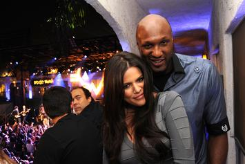 Lamar Odom Once Threatened To Kill Khloe Kardashian While High