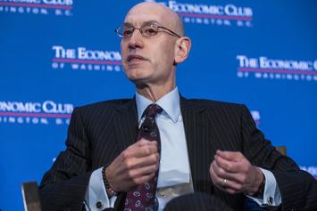 Adam Silver Is Thinking Of Adding A Midseason Tournament To The NBA