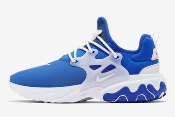 """Nike Presto React """"Hyper Royal"""" Colorway Revealed: Official Images"""