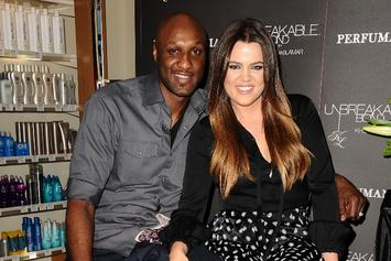Khloe Kardashian Texts Lamar Odom After The Release Of His New Memoir