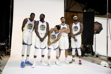 Draymond Green Says DeMarcus Cousins Is In For A Rude Awakening
