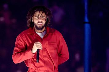 "J. Cole's ""Forest Hills Drive"" Goes 3X Platinum With No Features"