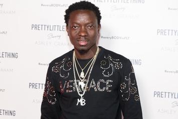 "Michael Blackson Is Proudly Dating A ""Snow Bunny"" After Ending Things With Fiancée"