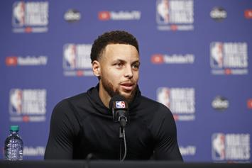 Steph Curry Explains His Feelings On Not Having Any NBA Finals MVPs