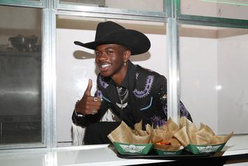 "Lil Nas X Bites Drake's ""Take Care"" For Latest Album ""Artwork"""