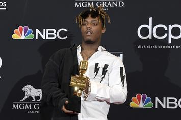 Juice WRLD Mourns The Loss Of His Father