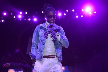 Young Thug's Young Daughter Allegedly Drives Car In Instagram Video