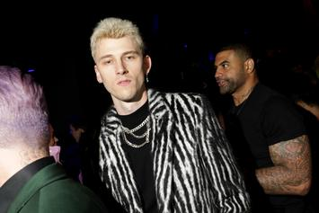Machine Gun Kelly Joins Pete Davidson In Upcoming Motion Picture