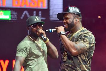 "50 Cent Destroys Young Buck: ""F*CK YOU, PUNK ASS N***A"""