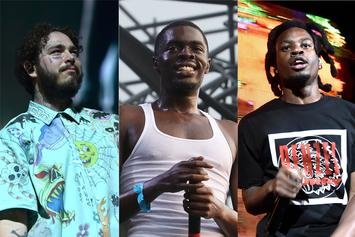 Post Malone, Sheck Wes & Denzel Curry Tapped For Halloween Voodoo Experience