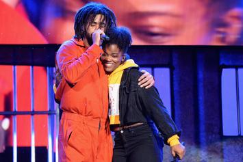 """Ari Lennox Brings Out J. Cole During NYC Show On Her """"Shea Butter Baby Tour"""""""