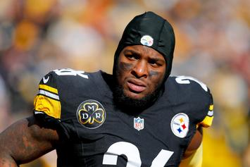 NFL's Le'Veon Bell's GFs Stole $520K Worth Of Jewelry From His Home: Report