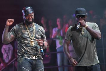 "50 Cent Exposes Young Buck: ""This Fool Was Dating A Boy On The Low"""