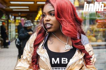 "Dreezy Recalls Kanye West Eating Her Mom's Food On ""Snack Review"""
