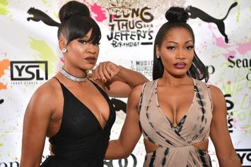 """Love & Hip Hop Atlanta"" Star Erica Dixon Shares First Photo Of Twin Girls: Report"