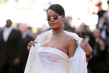 """Rihanna On Her New Album: """"Really Does Suck That It Can't Just Come Out"""""""