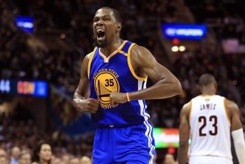 Kevin Durant Officially Cleared To Play In Game 5