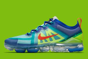 Nike Vapormax 2019 Dazzles With Summer Colorway: Official Photos