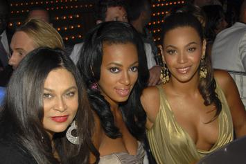 Tina Knowles Talks Raising Beyoncé & Solange, Gives Career Advice To Artists