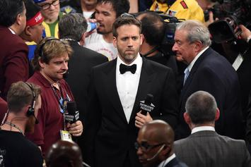 "Warriors Fans Savagely Boo Max Kellerman Before ""First Take:"" Watch"