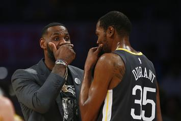 LeBron James Could Benefit Most From KD Injury, Says Stephen A. Smith