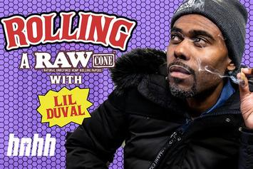"""Lil Duval Speaks On Smoking With Snoop Dogg & Devin The Dude On """"How To Roll"""""""