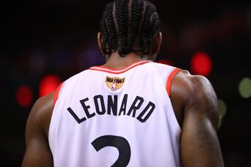 Kawhi Leonard Explains How Father's Murder Affects His Game
