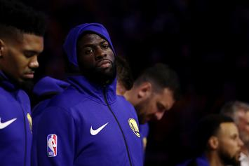 "Draymond Green: ""Not Smart"" To Think Warriors Are Finished"