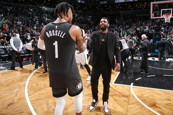 D'Angelo Russell Likely Won't Be Retained If Kyrie Irving Signs With Brooklyn Nets