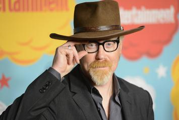 """Mythbusters' Adam Savage Builds Functional, Flying """"Iron Man"""" Suit"""