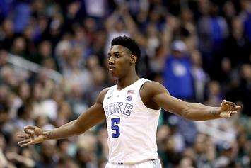 Knicks Reject Atlanta Hawks Trade Offer For No. 3 Pick: Report
