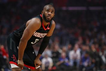Knicks Declined A Chris Paul Trade Offer From The Rockets: Report