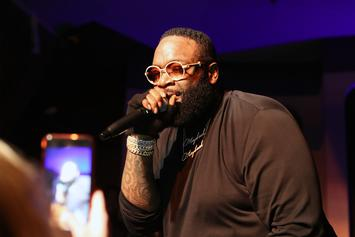 "Rick Ross Announces His Return With ""Port Of Miami 2"""