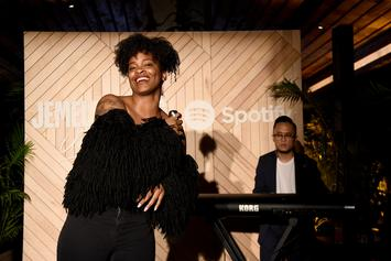 "Ari Lennox Slays Her Television Debut Performing ""Shea Butter Baby"" Hits"