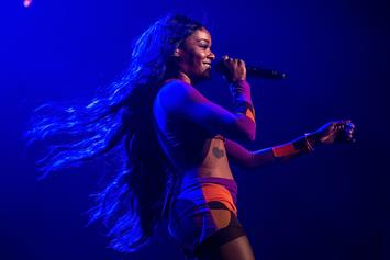 """Azealia Banks Vows To Quit Music, Claims Title Of """"Most Talented Female Rapper"""""""