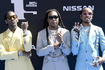 Offset Avoids Answering Questions About Cardi B's Legal Issues