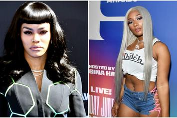 Megan Thee Stallion & Teyana Taylor Twerk Closely As Trey Songz Readies To Risk It All