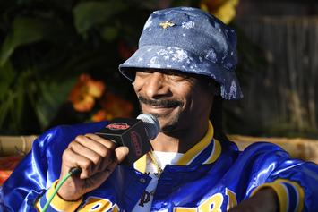 "Snoop Dogg Lightly Roasts DaBaby & Ha Ha Davis: ""Y'all Got The Same Daddy"""