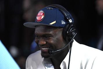 "Enes Kanter Says Zion Williamson Is Overhyped: ""Julius Randle With Hops"""