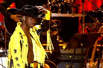 "Lil Nas X Launches New Merch Inspired By ""7"" EP"