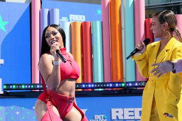 "Megan Thee Stallion Hints At ""Lil R&B Tape"" After Outing Herself A Devout Singer"