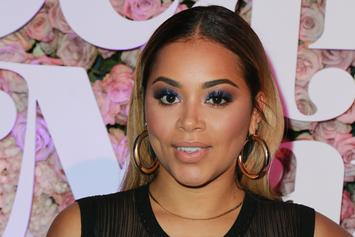 Lauren London Shows Her Huge Nipsey Hussle Tattoo