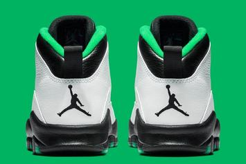 Air Jordan 10 Seattle Release Details Announced