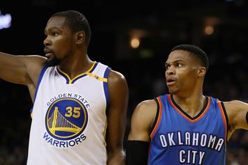 Stephen A. Smith Claims KD Lied To Russell Westbrook Before Leaving OKC