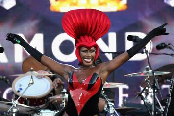 """Grace Jones Reportedly Walks Off """"Bond"""" Set Due To Insignificant Amount Of Lines"""