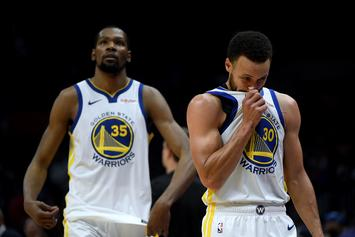 Warriors & Steph Curry Were Reportedly Upset By Timing Of KD's Nets Signing